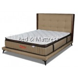 360 Braun Upholstered Divan Bed