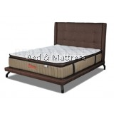 360 Dolce Upholstered Divan Bed