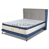 360 Marlene Upholstered Divan Bed