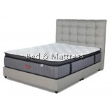 360 Ludwig Upholstered Divan Bed
