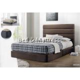BD6661 Upholstered Divan Queen Bed
