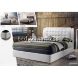 BD6665 Upholstered Divan Queen Bed