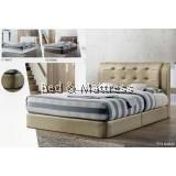BD6666 Upholstered Divan Queen Bed