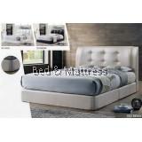BD6673 Upholstered Divan Queen Bed