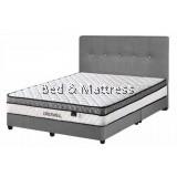 Creswell Mattress + F128 Bed Frame