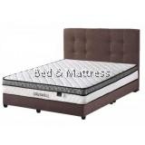 Creswell Mattress + F129 Bed Frame