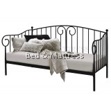 Mendy Metal Day Bed