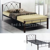 1133 Metal Single Bed