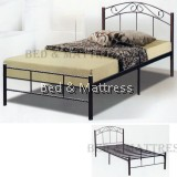1716 Metal Single Bed