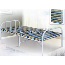 700 Foldable Metal Single Bed