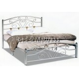 293 Metal Queen Bed