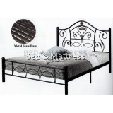 2107 Metal Queen Bed