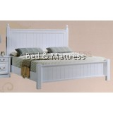 B65/B70 Wooden Queen Bed