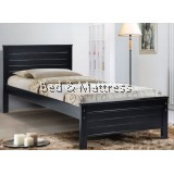 AN233 Wooden Single Bed