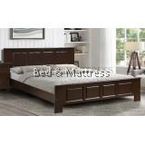 6532W Wooden Queen Bed