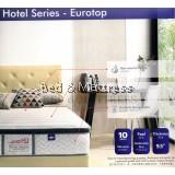 Dreamland Hotel Series - Eurotop Mattress
