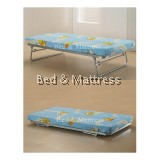 SE 2 Foldable Single Bed