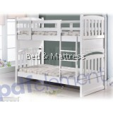 ATN7214/7314WH-DD Wooden Bunk Bed
