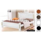 ATN8503 Wooden Queen Bed