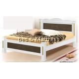 ATN8505 Wooden Queen Bed