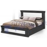 ATN8506 Wooden Queen Bed