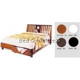 ATN8512 Wooden Queen Bed