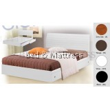 ATN8517 Wooden Queen Bed with Drawers