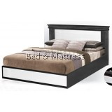 ATN8518 Wooden Queen Bed with Drawers
