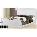 ATN8522 Wooden Queen Bed