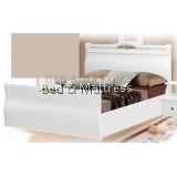 ATN8523 Wooden Queen Bed