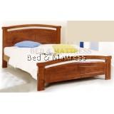 ATN8530 Wooden Queen Bed