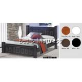ATN8537 Wooden Queen Bed