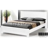 ATN8538 Wooden Queen Bed