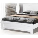 ATN8541 Wooden Queen Bed