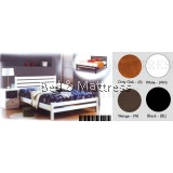 ATN8558 Wooden Queen Bed