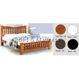 ATN8560 Wooden Queen Bed