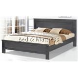 ATN8571 Wooden Queen Bed
