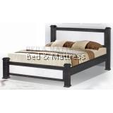 ATN8572 Wooden Queen Bed