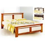 ATN8590 Wooden Queen Bed