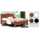 ATN9501 Wooden Queen Bed