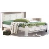 ATN9502 Wooden Queen Bed