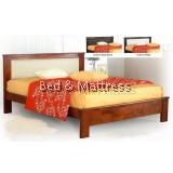 ATN9512 Wooden Queen Bed