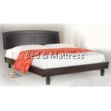 ATN9513 Wooden Queen Bed