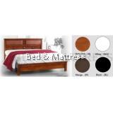 ATN9520 Wooden Queen Bed