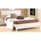 ATN9531 Wooden Queen Bed