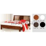 ATN9551 Wooden Queen Bed