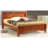 ATN9552 Wooden Queen Bed