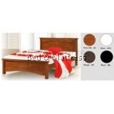 ATN9553 Wooden Queen Bed