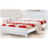 ATN756 Wooden Queen Bed