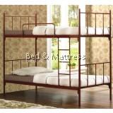 Standard Metal Single Bunk Bed